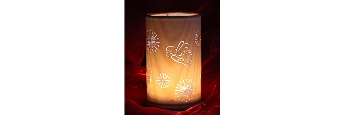 Angel candle-holder/Lanterns