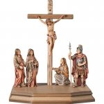 Crucifixion Group Fill
