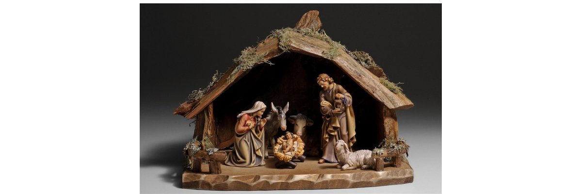 Assortment of Nativity sets