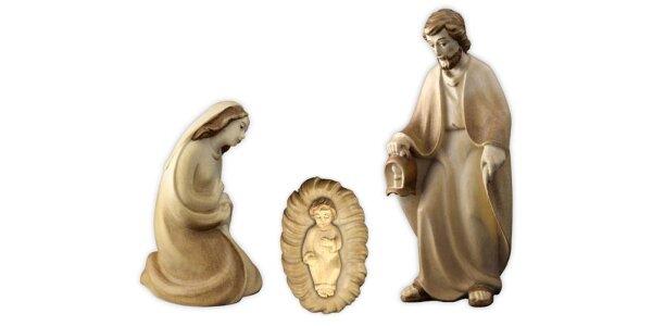 Nativity scene Rudolf (ash)
