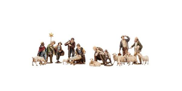 Assortment of Nativity sets
