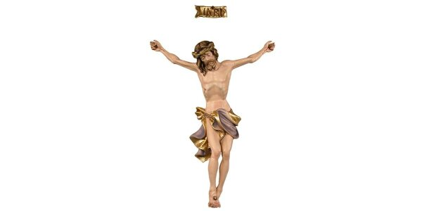 Christ without crucifix
