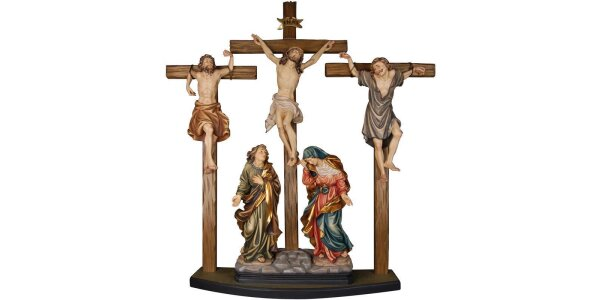 Crucifixion group