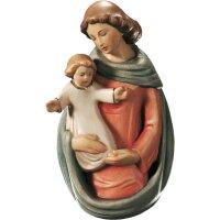 Mutter mit Kind-Relief