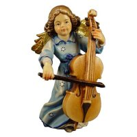 Angel with contrabass