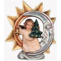 Stern mit Glockenengel