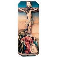 Relief crucifixion