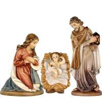 S.Famiglia 4 pezzi pr.barocco con base