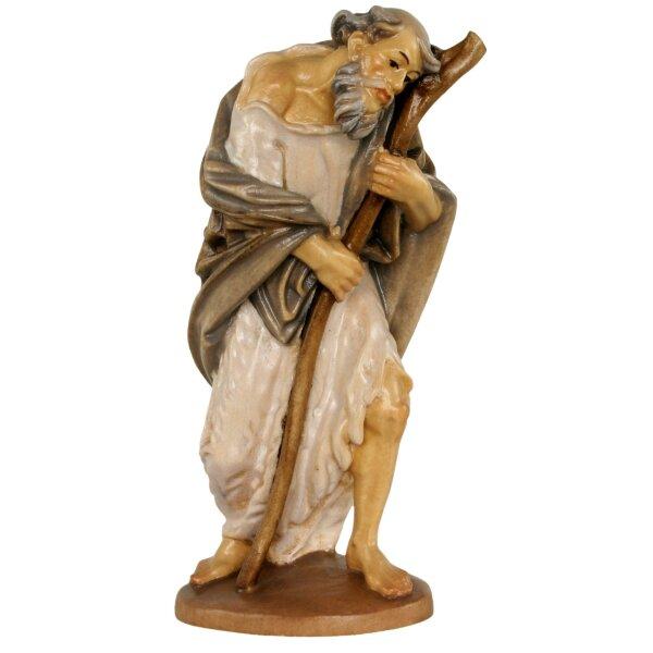 Pastore con bastone p.barocco