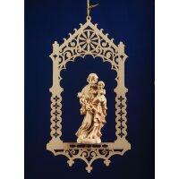 St.Joseph in niche