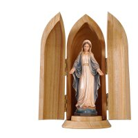 Our Lady of Grace in niche