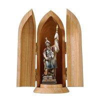 St. Florian in niche