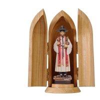 St. Kim of Korea in niche