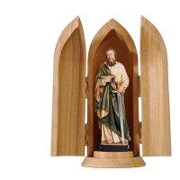 St. Paul in niche