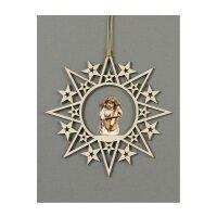 Stern Sternchen-Glockenengel Bassgeige