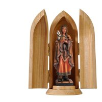 St. Kateri Tekakwitha in niche