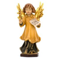 Angel dressed conductor - color - 8¼ inch