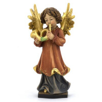 Angel dressed horn - color - 8¼ inch
