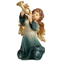 Alpine Angel with French horn