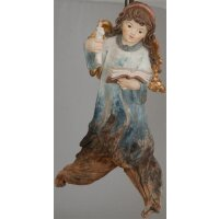 Alpin Angel with Book and Candle root