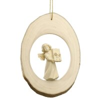 Branch disc with Mary Angel Present