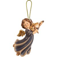 Welcome-Angel with violin