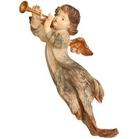 Welcome Angel with trombone root