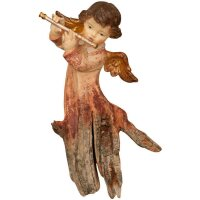 Welcome Angel with flute root