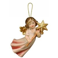 Mary Angel flying with star