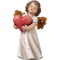 Mary angel with heart