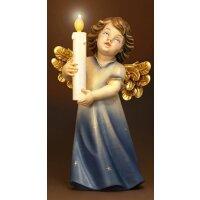 Mary Engel mit Kerze und Beleuchtung