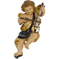 Musizierende Putte mit Geige
