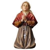 St. Bernadette Soubirous - Linden wood carved