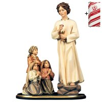Apparition Group Angel of pace of Portugal + Gift box