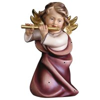 Heart Angel with flute