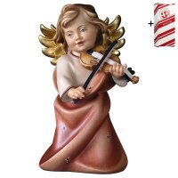 Heart Angel with violine + Gift box