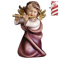 Heart Angel with flute + Gift box