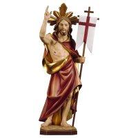 Auferstehung Christi mit Schein