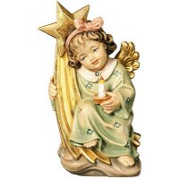 Angel with star (to hang up)
