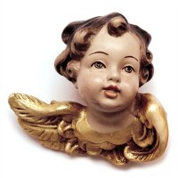"Head of angel left antique 4"""