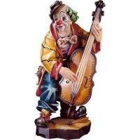 Clown Bassist