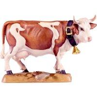Mottled cow Simmental