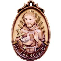 Medaillon Hl. Franziskus