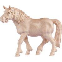 Pferd Fuchs-natur-18 cm