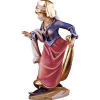 Dancing spinster-colored-5,08 inch