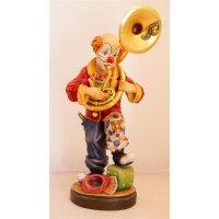 Clown Harry, der Tubaspieler