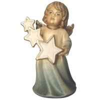 Angel of love with stars-color-1,2 inch