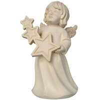 Angel of love with stars