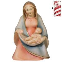 Madonna der Hoffnung sitzend + Geschenkbox