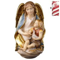 Guardian angel with boy to hang + Gift box